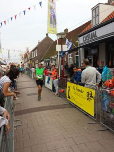 Finish in de Langstraat